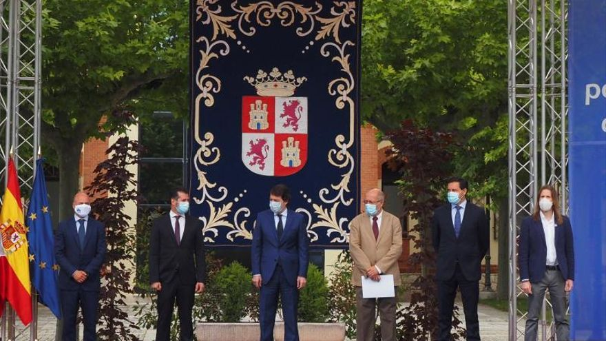 Castilla y León invertirá 1.100 millones en un pacto de Gobierno y oposición