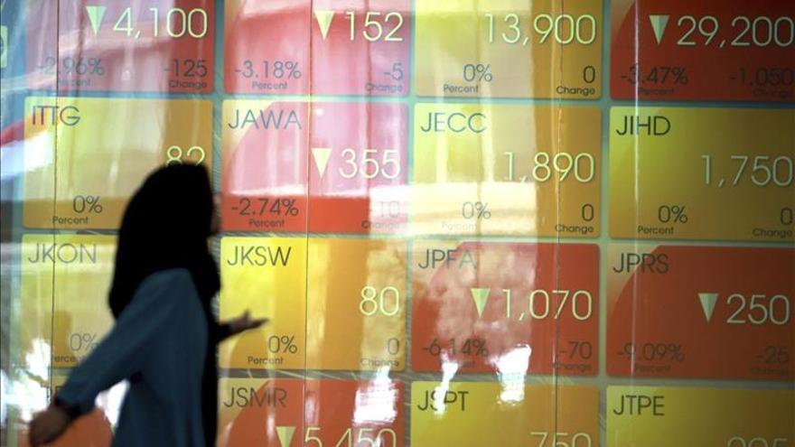 Apertura en positivo en la mayoría de las bolsas del sudeste asiático
