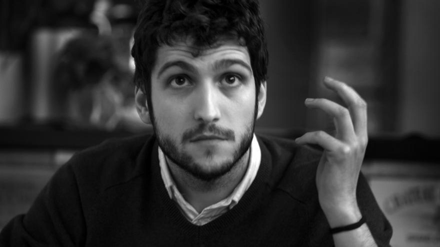 Antonio Estañ, portavoz de Podemos en las Corts valencianas