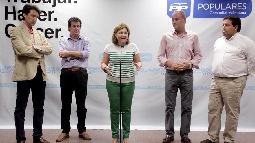 """Bonig dice que es la izquierda valenciana la que es """"radical"""" y le """"fastidia"""" que ella defienda los valores del PP"""