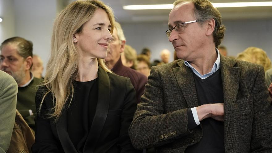 """Álvarez de Toledo cree que """"el momento político es más difícil"""" que con ETA porque antes PP y PSOE estaban """"juntos"""""""