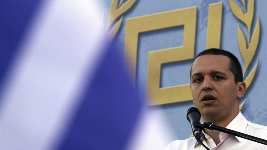 El Parlamento excluye a los diputados neonazis de la votación de nuevas medidas de austeridad