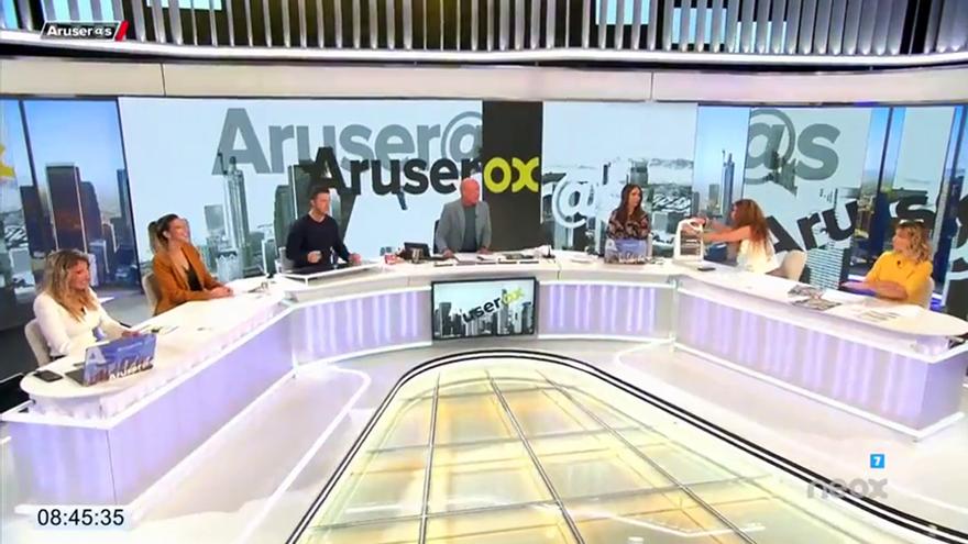 Así ha pasado 'Aruser@s' de laSexta a Neox en pleno directo por la moción de censura