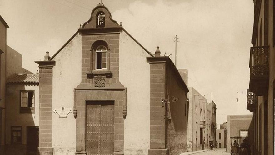 Ermita San Antonio de Abad, 1920.