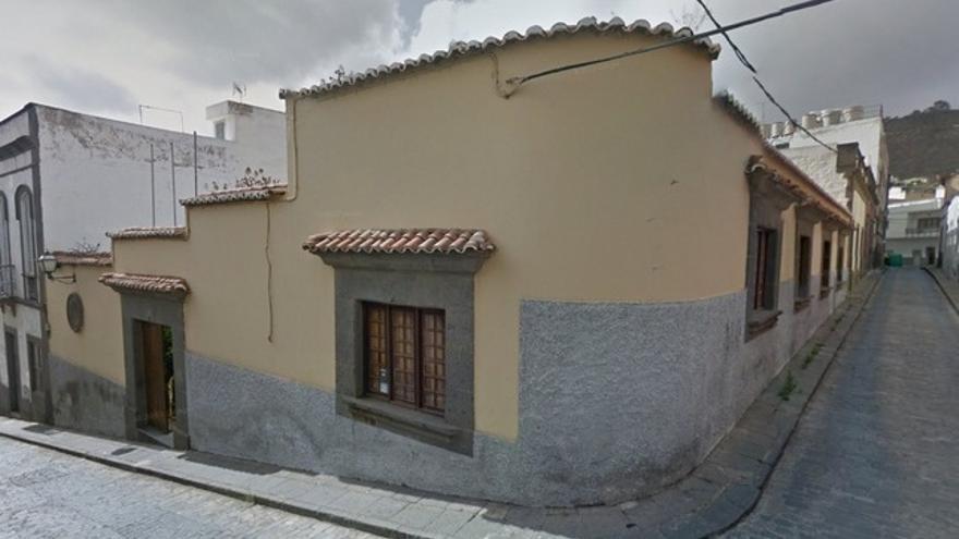 Edificio de 'La Gota de Leche' de Arucas