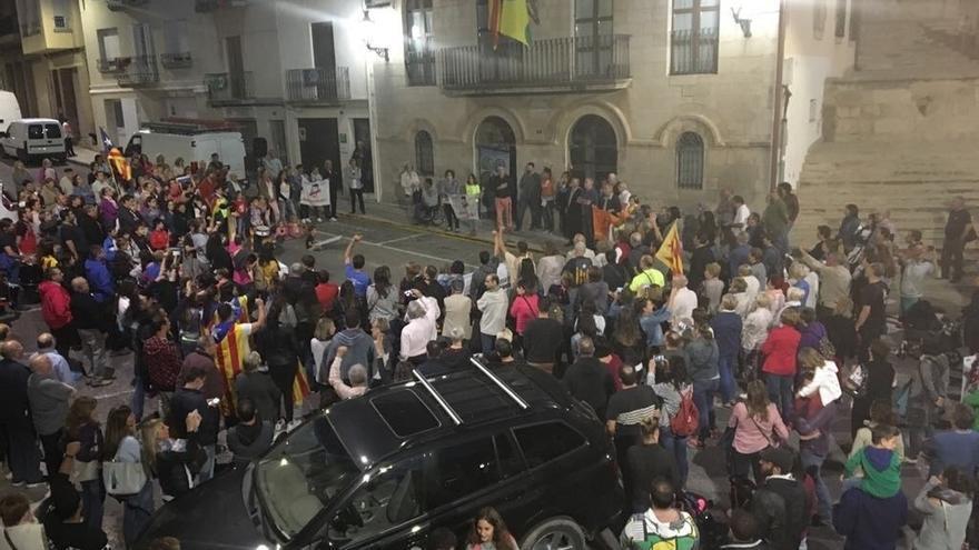 """Amnistía Internacional ve una situación de """"alta tensión"""" en Cataluña y pide """"respetar los derechos"""""""