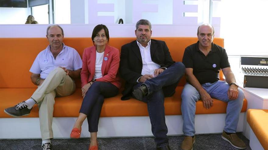 """Alcaldes de Villavieja y Boada """"optimistas"""" tras reunión en el Ministerio"""