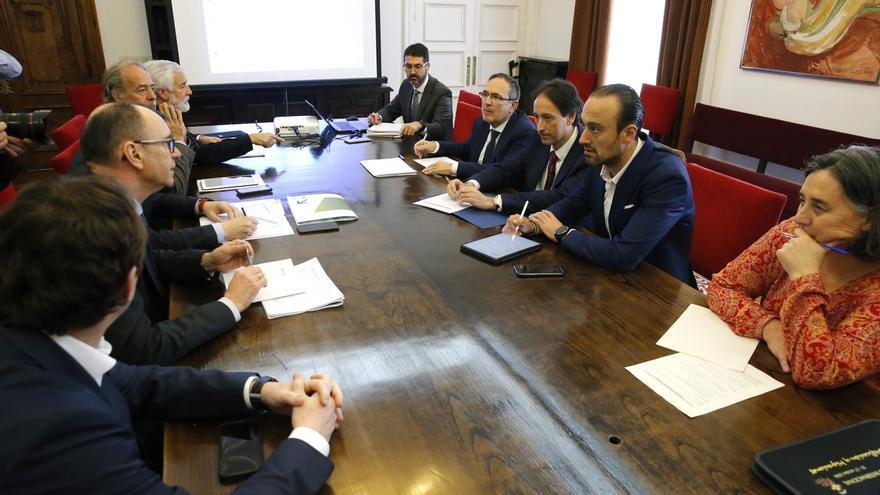 Las obras del soterramiento de Torrelavega podrían comenzar a finales de 2021