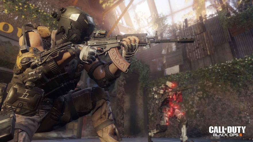 Call of Duty: Black Ops 3 firma el estreno más potente del año