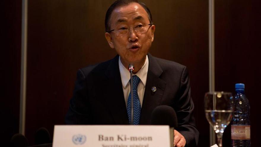 La ONU invitará a Irán a conferencia sobre Siria si lo acuerdan EEUU y Rusia