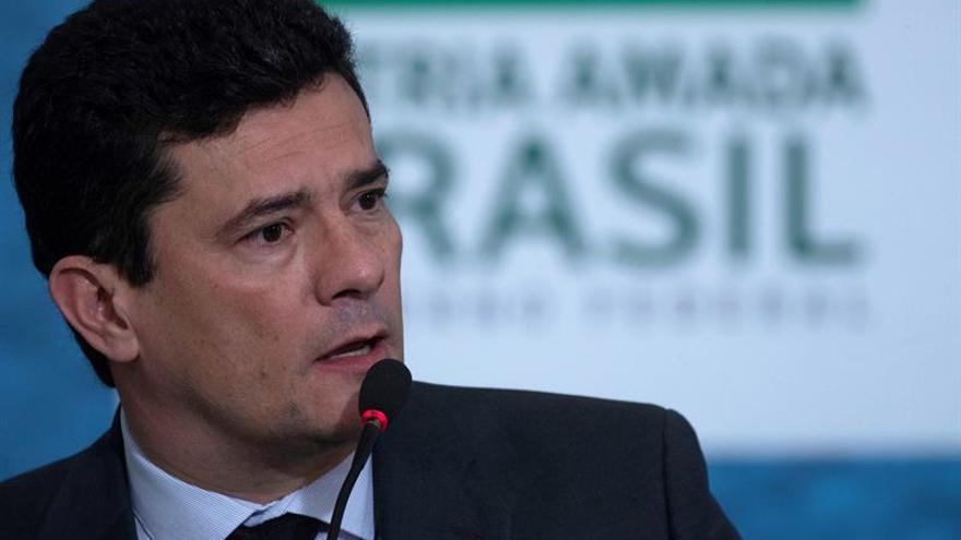 El exjuez Sergio Moro renuncia al Ministerio de Justicia de Bolsonaro