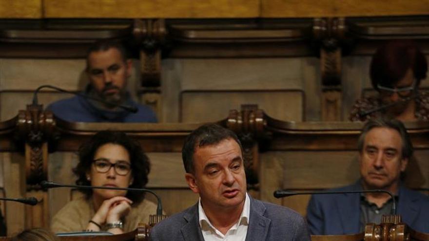 Bosch (ERC) afirma que el referéndum sale reforzado si Rajoy habla de él con Trump