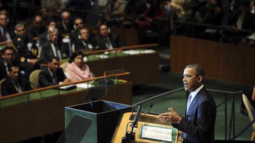 Obama hablará de los disturbios en Oriente Medio ante Naciones Unidas