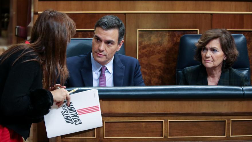 """JxCat traslada a Sánchez que no irán a unos Pactos de la Moncloa para una """"reconstrucción nacional"""""""