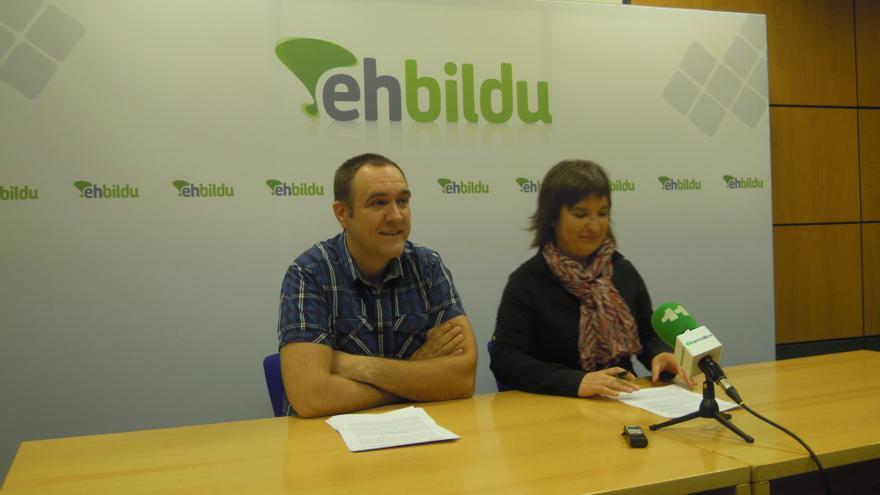 "EH Bildu dice que no ha venido ""a fiscalizar"" al PNV pero rechaza mirar ""a otro lado"" si descubren ""irregularidades"""