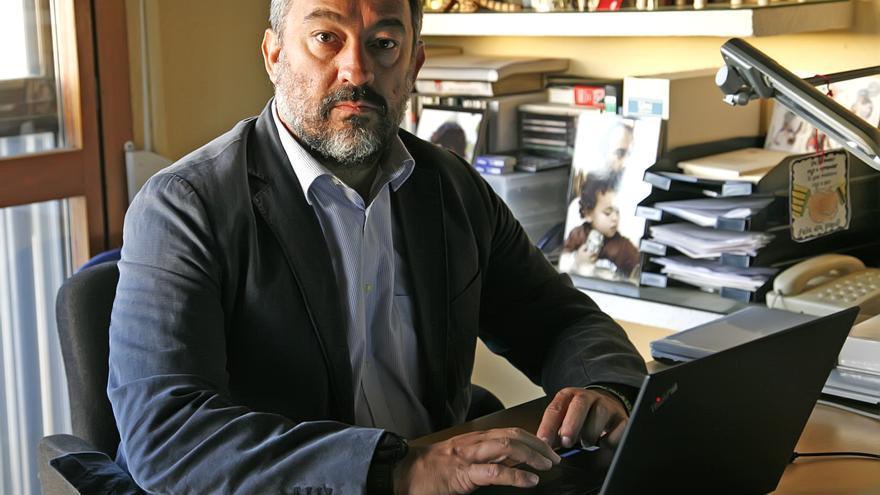Julián Garde, vicerrector de Investigación y Política Científica de la UCLM