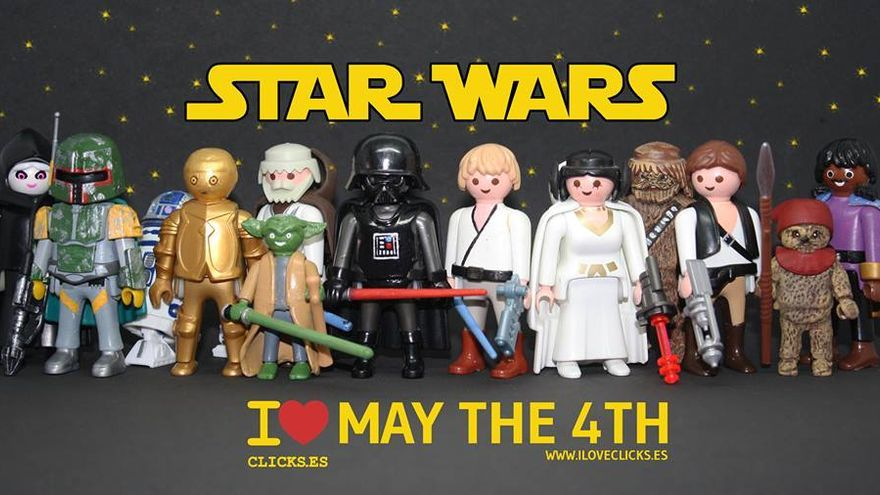 I love May the 4th