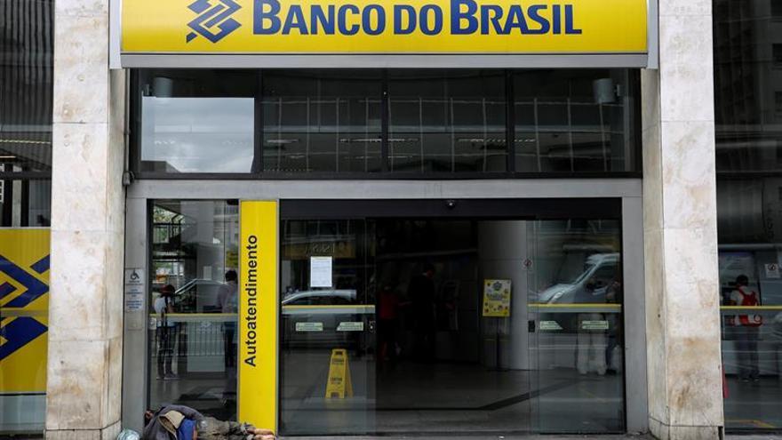 El beneficio del Banco do Brasil cae un 44,2 % en 2016