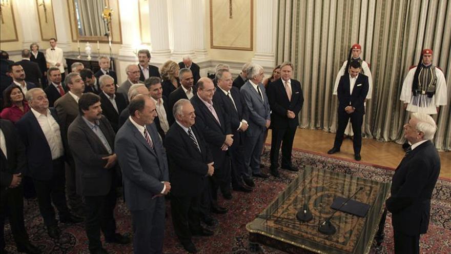 El segundo Gobierno de Tsipras jura en el cargo y abre una nueva etapa de reformas