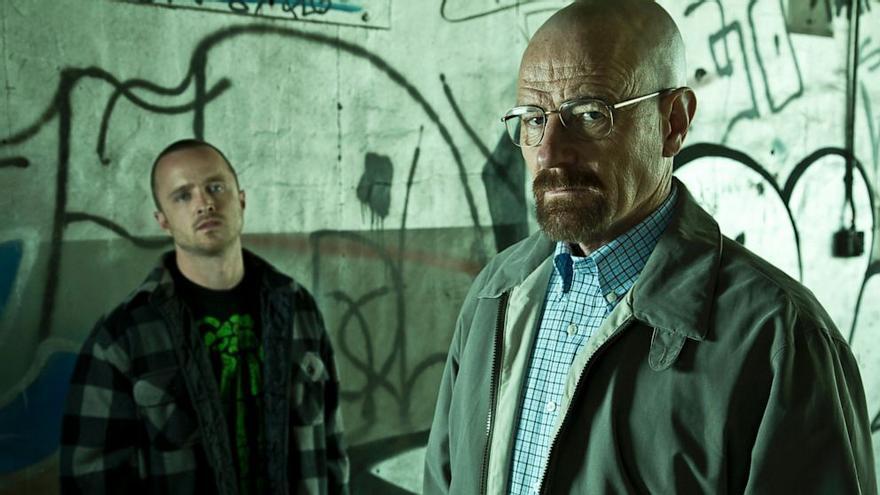 El jefe de Jesse y Walter era Vince Gilligan