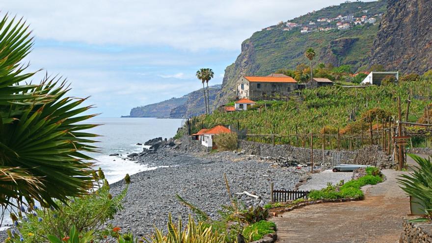Faja dos Padres, Madeira