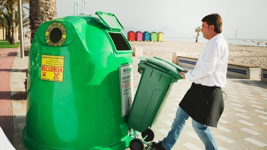 Euskadi recicló 57.978 toneladas de vidrio el año pasado, 101 envases por persona