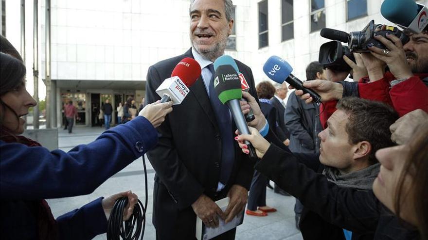 Miguel Angel Rodríguez será juzgado de nuevo cuando se tasen los daños del accidente