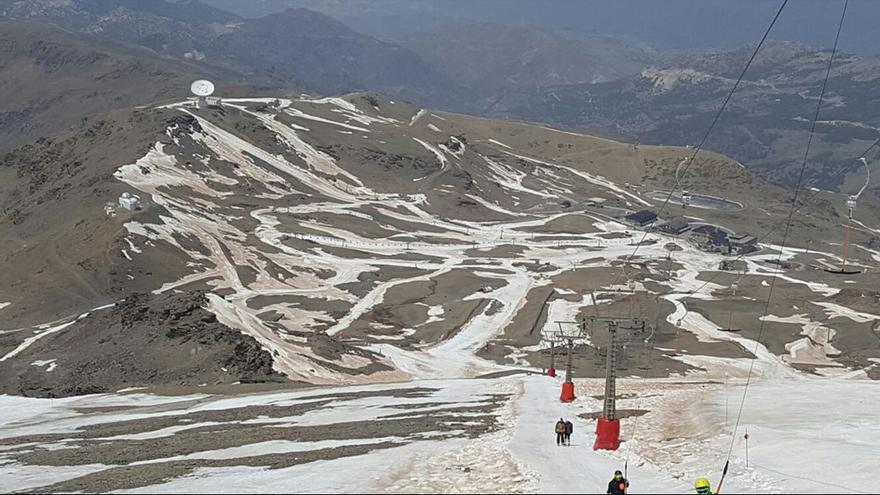 Sierra Nevada ha completado una temporada de invierno para la historia