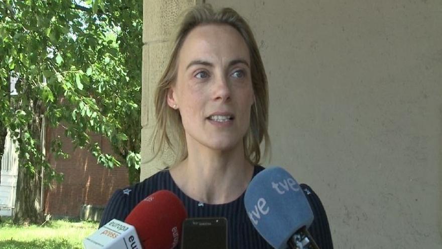 Raquel González, elegida nueva presidenta del PP de Bizkaia