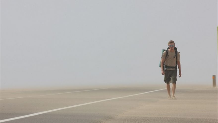 De la calima y el viento en Fuerteventura #1