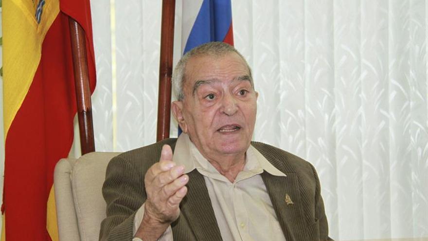 """Murió Francisco Mansilla, """"niño de la guerra"""" y presidente del Centro Español"""