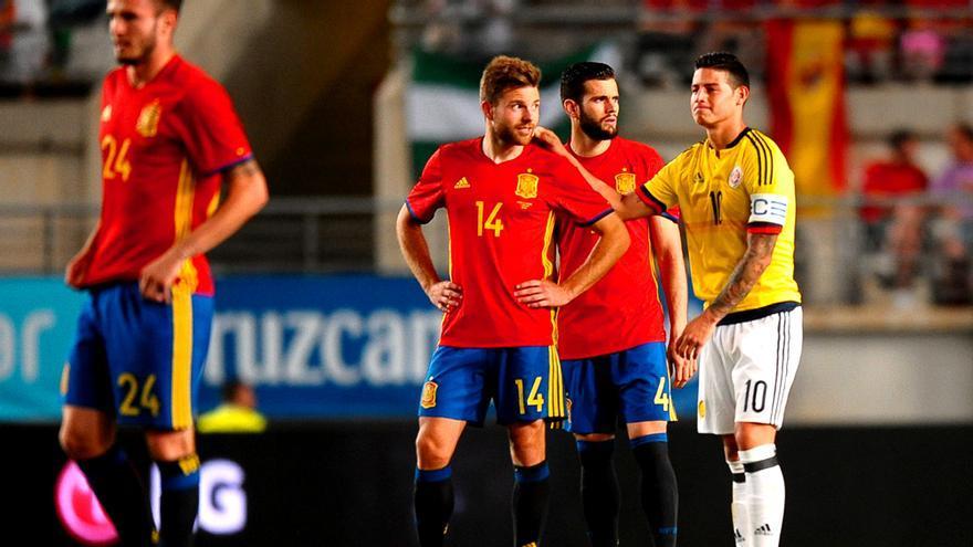 España Colombia