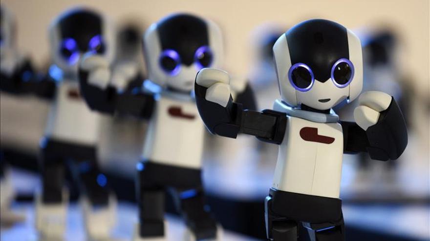 """Crean en Japón un """"oso-robot"""" para ayudar a personas con movilidad reducida"""