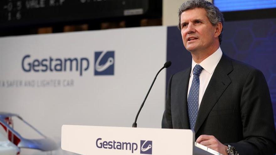 Riberas (Gestamp) afirma que mantendrán el nivel de inversiones de los últimos años