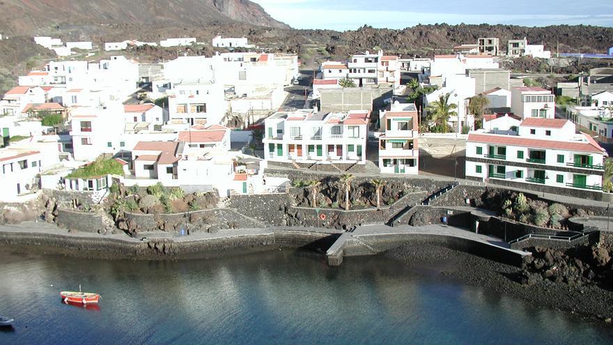 El Tamaduste, en Valverde de El Hierro