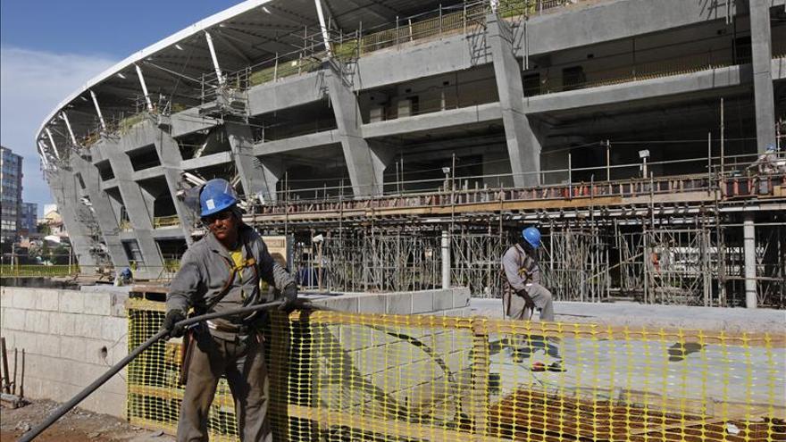 La economía brasileña creció un 0,6 por ciento en el primer trimestre