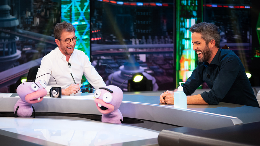 """Pablo Motos será el primer invitado de 'El Desafío' de Roberto Leal: """"Estoy feliz por un lado y por otro amargado"""""""