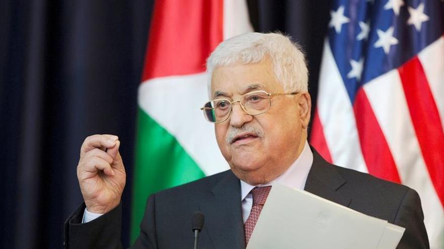 Abás trató con el yerno de Trump la reanudación del proceso de paz con Israel