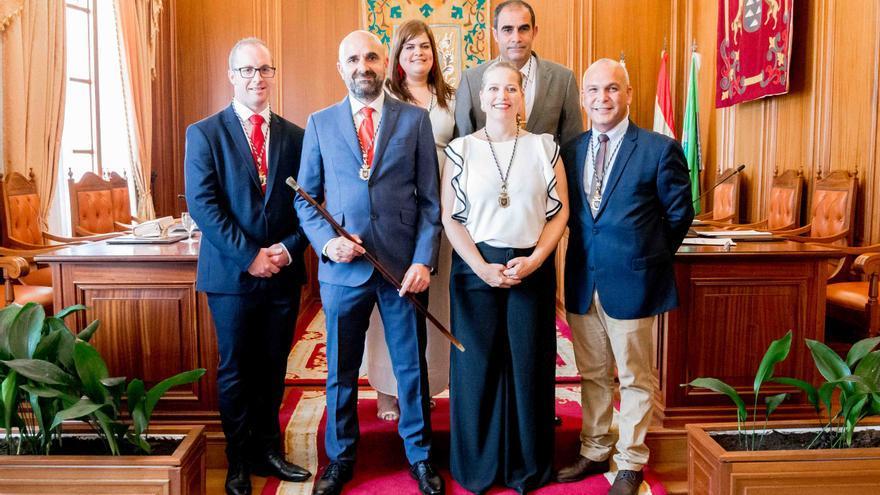 Equipo de gobierno de Valverde