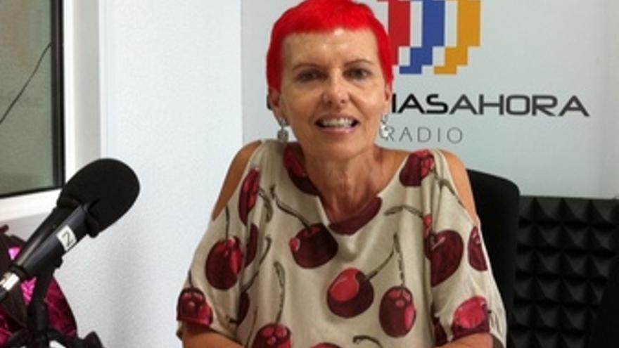 María Isabel García Bolta.