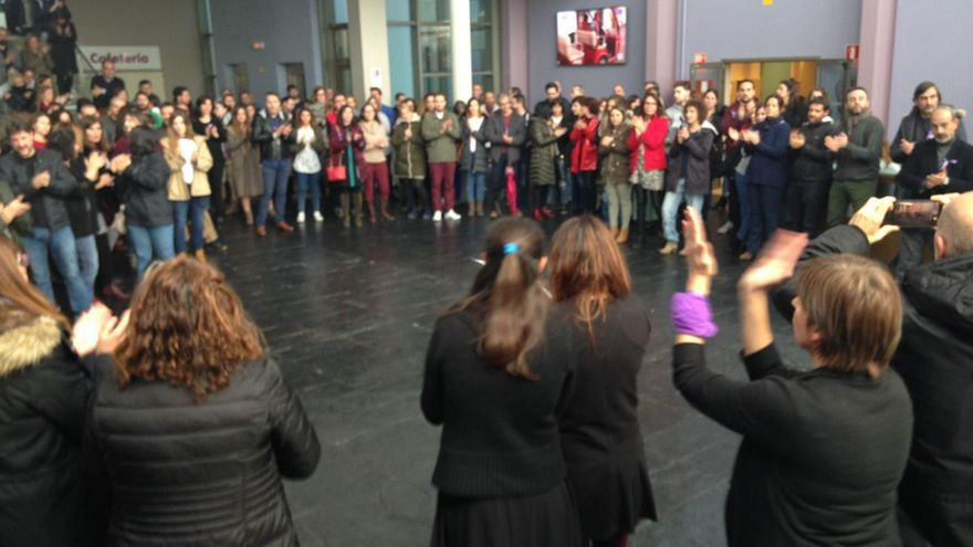 Minuto de silencio en Castila-La Mancha Media