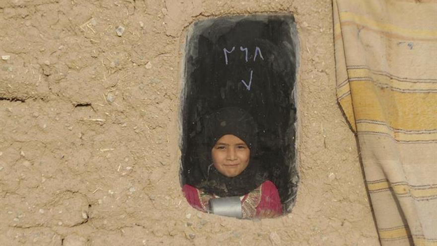 Afganistán duplica el número de desplazados en tres años hasta los 1,2 millones