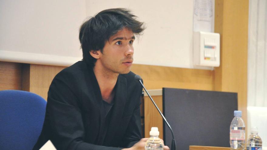 El abogado Juan Branco.