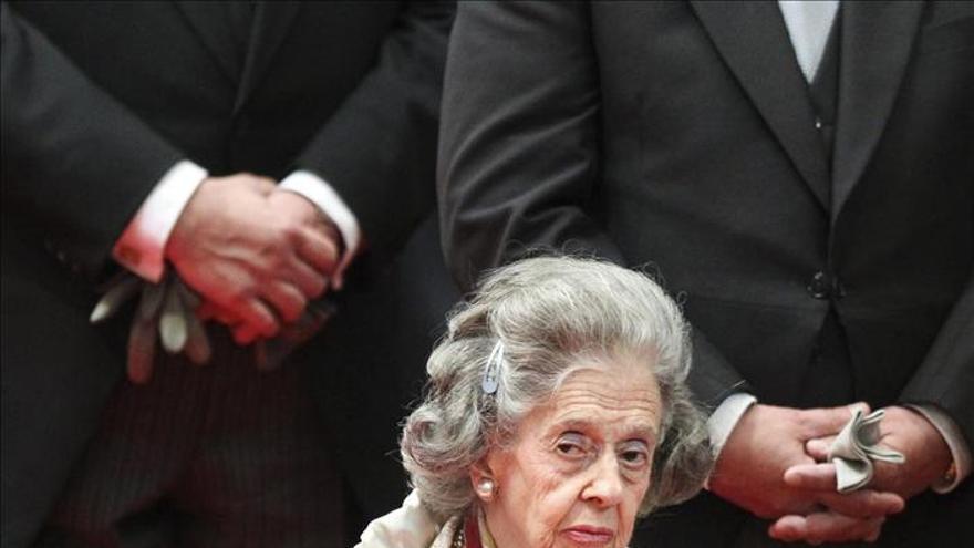 Polémica en Bélgica porque la reina Fabiola posee aún una casa en España
