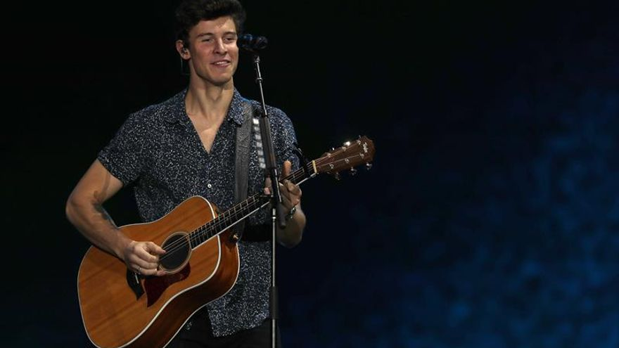 MTV corona a Shawn Mendes en unos EMAs colosales que ya hacen maleta a Bilbao
