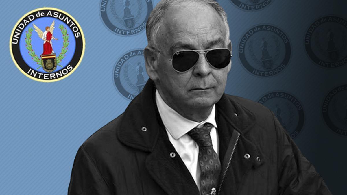 Asuntos Internos dependía directamente del director adjunto operativo Eugenio Pino