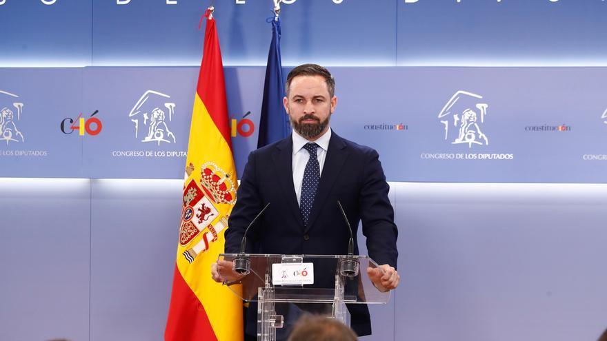Abascal avisa de que los presupuestos de Andalucía están ligados a las negociaciones con PP y Cs en otros territorios