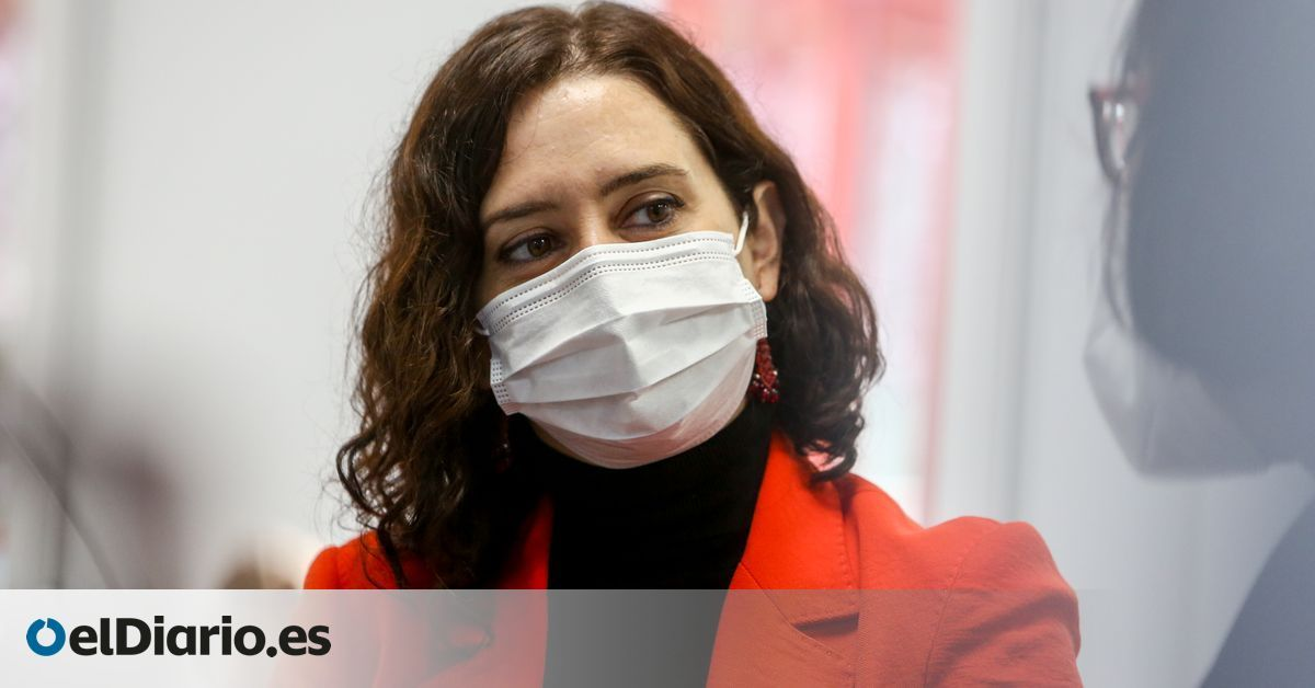 Ayuso alega ahora que cerrar Madrid en Semana Santa multiplicaría los contagios por la movilidad interna