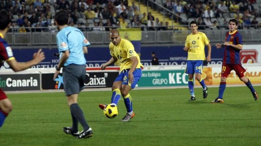 Del UD Las Palmas-Barcelona B #5