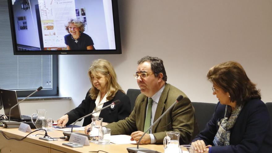 Presentada en la UPO la recién constituida Asociación Rosario Valpuesta